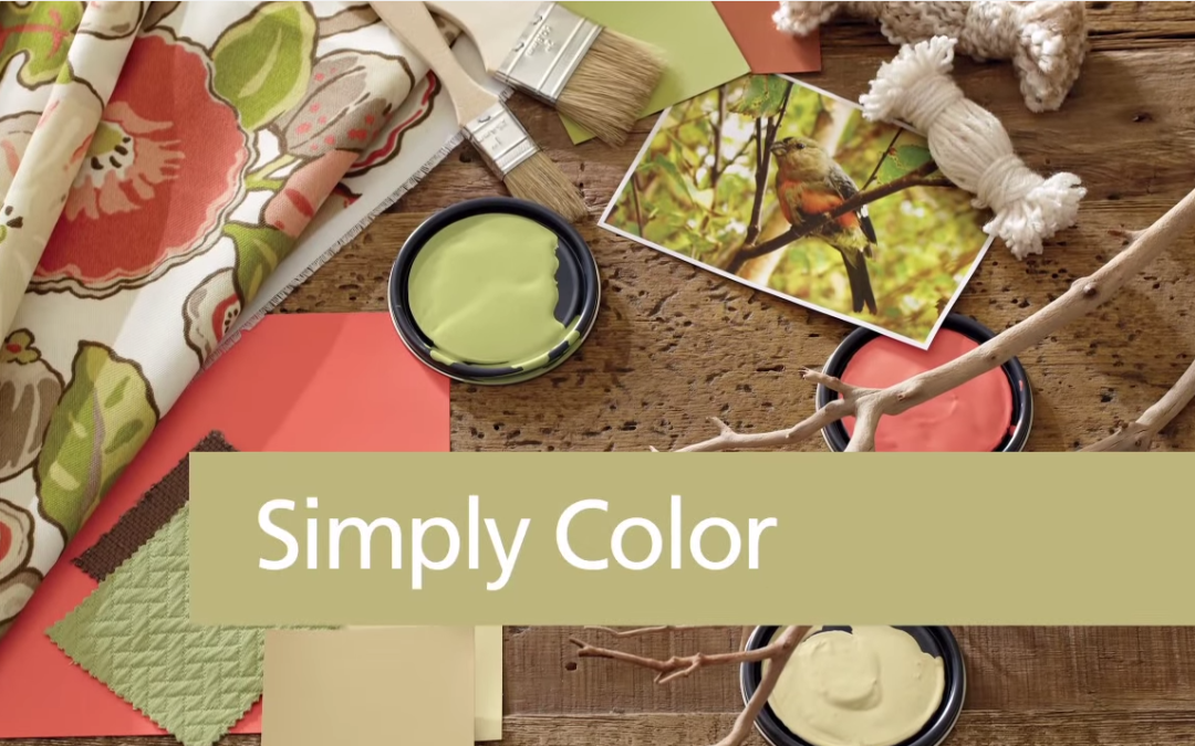 Color Choice Made Easy!